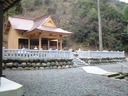 上黒田八幡神社