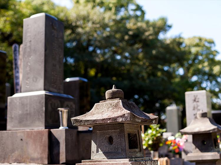 お墓は一生に一度のお買物